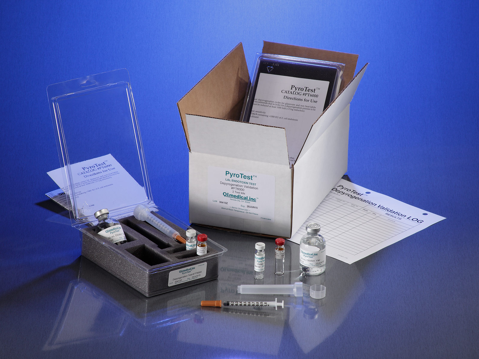 Depyrogenation of Pharmaceutical Packaging Components